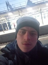 Sergei, 21, Russia, Moscow