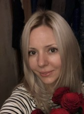 Kristinka, 33, Russia, Moscow
