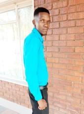 Elisha, 27, Botswana, Francistown