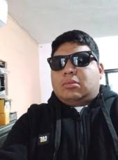 Gerardo, 19, Mexico, Guadalupe (Nuevo Leon)