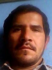 Alfonso Enrique, 43, Colombia, Bogota