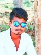 Kantharaju Kan, 18, India, Mysore