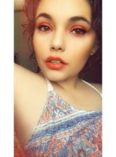 Liaa Lozada, 21, United States of America, Washington D.C.