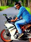 vikas, 25, Bhimunipatnam