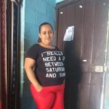 Ericka alvarado , 37  , San Salvador