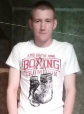 Pavel, 21, Russia, Berezniki