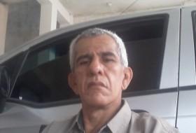 Leonel, 58 - Just Me