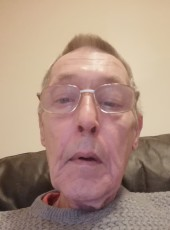 David Mckenzie , 70, United Kingdom, Nottingham