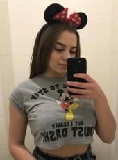 kisa, 26, Ukraine, Dnipr