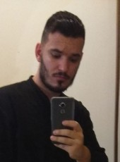Ntonis, 25, Greece, Athens
