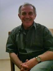 Oleg Vernazkiy, 68, Israel, Qiryat Bialik