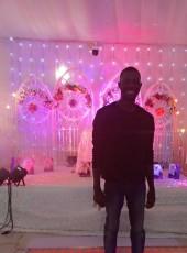 Abolarin, 18, Nigeria, Abuja
