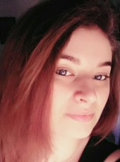 Andra, 21, Romania, Borcea