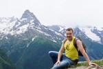 Aleksandr, 37 - Just Me Фото июля 2016-го года поездка на Домбай