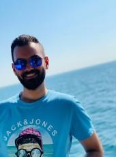 Abdo, 27, Palestine, Gaza