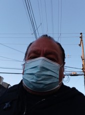 Raul Monroy, 57, United States of America, San Francisco