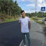 mahmoud, 26  , Odda