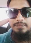 Azmath Shabbu, 28  , Hyderabad