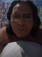 José Hoyos, 55, Brazil, Santarem