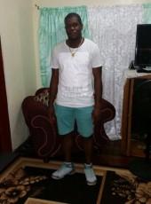 brownslayer87, 34, Guyana, Georgetown