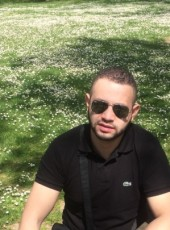 Amine, 31, France, Chateaudun