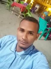 Mohammed, 24, Sudan, Omdurman