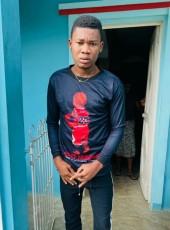Ronaldy, 21, Haiti, Delmas 73