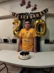 Jonathan Joel, 20  , Guadalupe (Nuevo Leon)