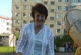 Galina, 55 - Just Me