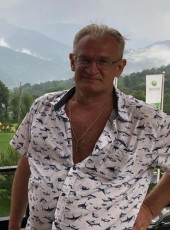 Vladimir, 58, Russia, Moscow