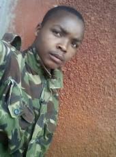 Young trapper, 18, Kenya, Nairobi