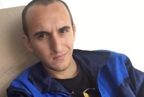 Mikael Dzreyan, 30 - Just Me