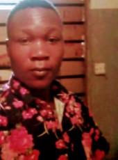 Harune, 18, Kenya, Mombasa