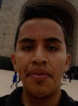 Oscar Mendoza , 23  , San Isidro