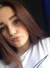 Annie, 19, Russia, Moscow