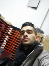 Yunus Emre , 23, Turkey, Izmir