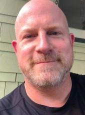 Blake Joerger, 53, United States of America, New York City