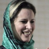Aisha Gaddafi, 44  , Muscat