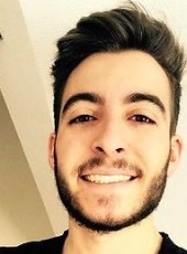 Romain, 22, France, Saint-Quentin