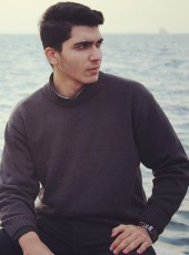ömer Tekin, 18, Turkey, Izmir