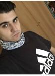 Cristian, 19 лет, Manerbio