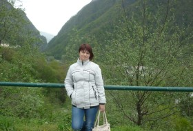 tatyana, 49 - Just Me
