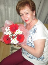 Farida, 63, Russia, Kingisepp