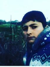 Ibrahim, 18, Azerbaijan, Baku
