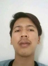 Roni, 22, Indonesia, Jakarta