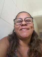 Janete Santos, 55, Brazil, Valenca (Bahia)