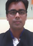 rahul agrawal, 33  , Mathura