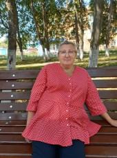Lyuda Popugaeva, 60, Russia, Moscow