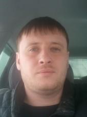 владимир, 35, Россия, Братск