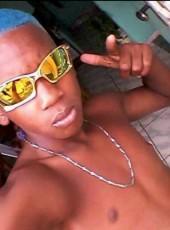 Wanderson, 20, Brazil, Ribeirao das Neves